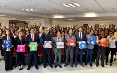 """DUMAC culmina con éxito la segunda edición del Curso-Taller de Educación Ambiental """"Capacitando a los Capacitadores"""" en el municipio de Tlalnepantla, Estado de México."""
