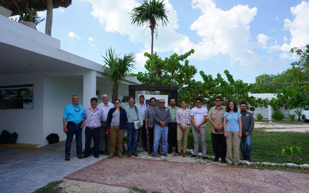 Taller de Actualización de la Estrategia Nacional para la Conservación, Manejo y Aprovechamiento Sustentable de las aves acuáticas y su hábitat en México.