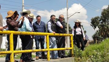 Proyecto de Recuperación del Sistema Lacustre del Valle de Toluca