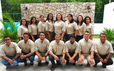 29 años incrementando las capacidades técnicas del personal de manejo de recursos de América Latina y El Caribe